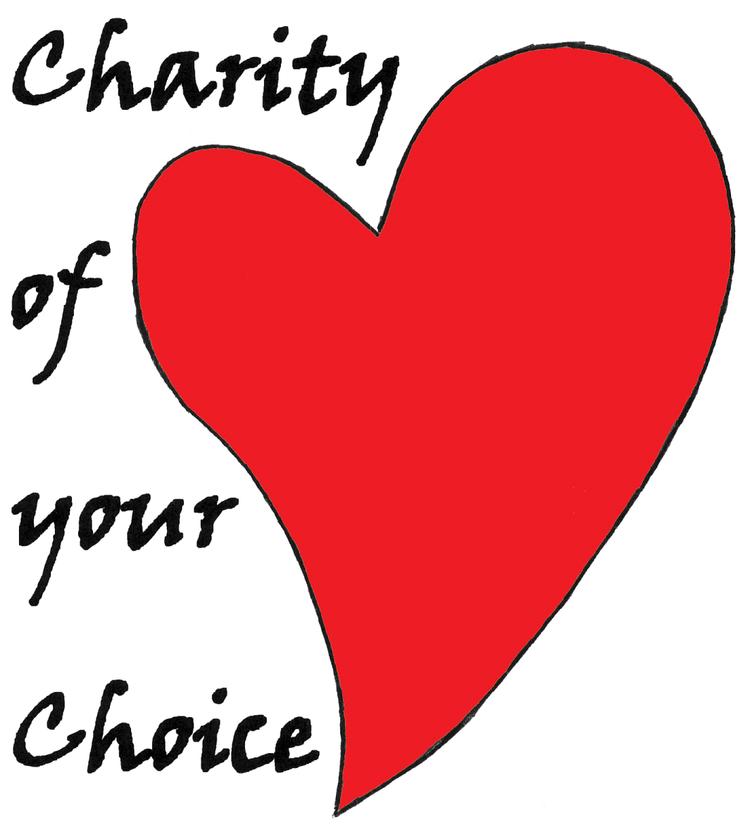 Charity of your Choice logo Colour